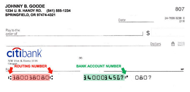 Citibank Routing Number & Locations Near Me | USA Bank Routing
