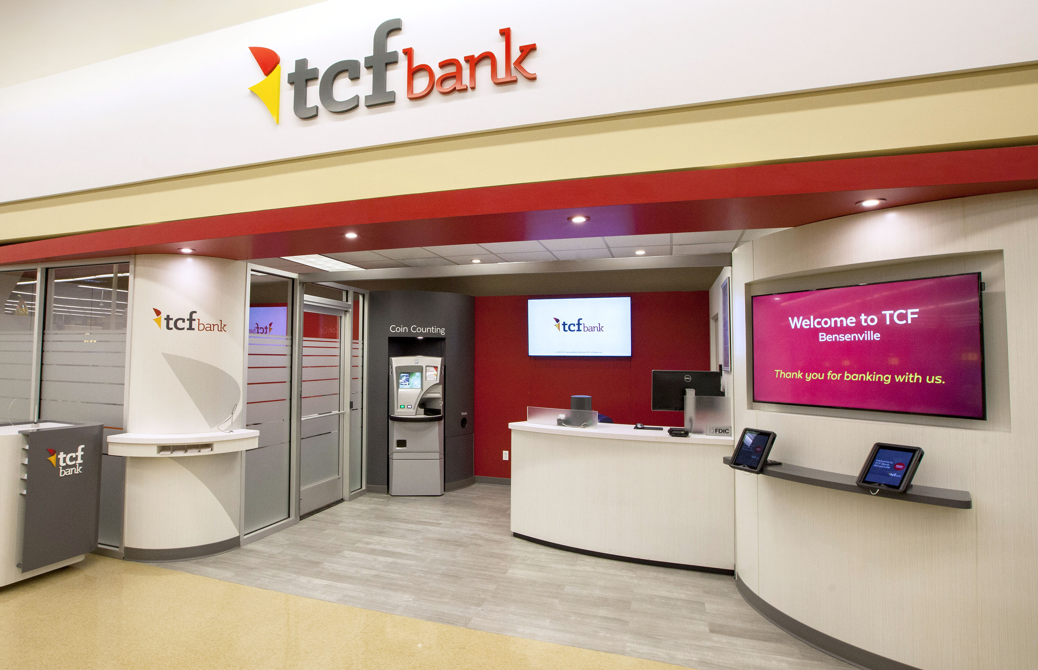 tcf bank routing number and locations near me | usa bank routing